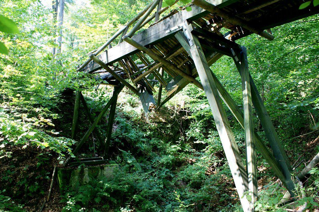 Foto: F. Höchst Teufelsbrücke 2007