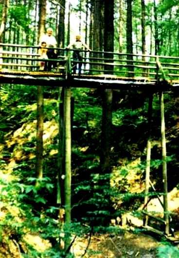 Teufelsbrücke 1977